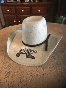 Image is loading Hooey-Pecos-By-Resistol-Western-Cowboy-Hat-6- 8d61f39c552