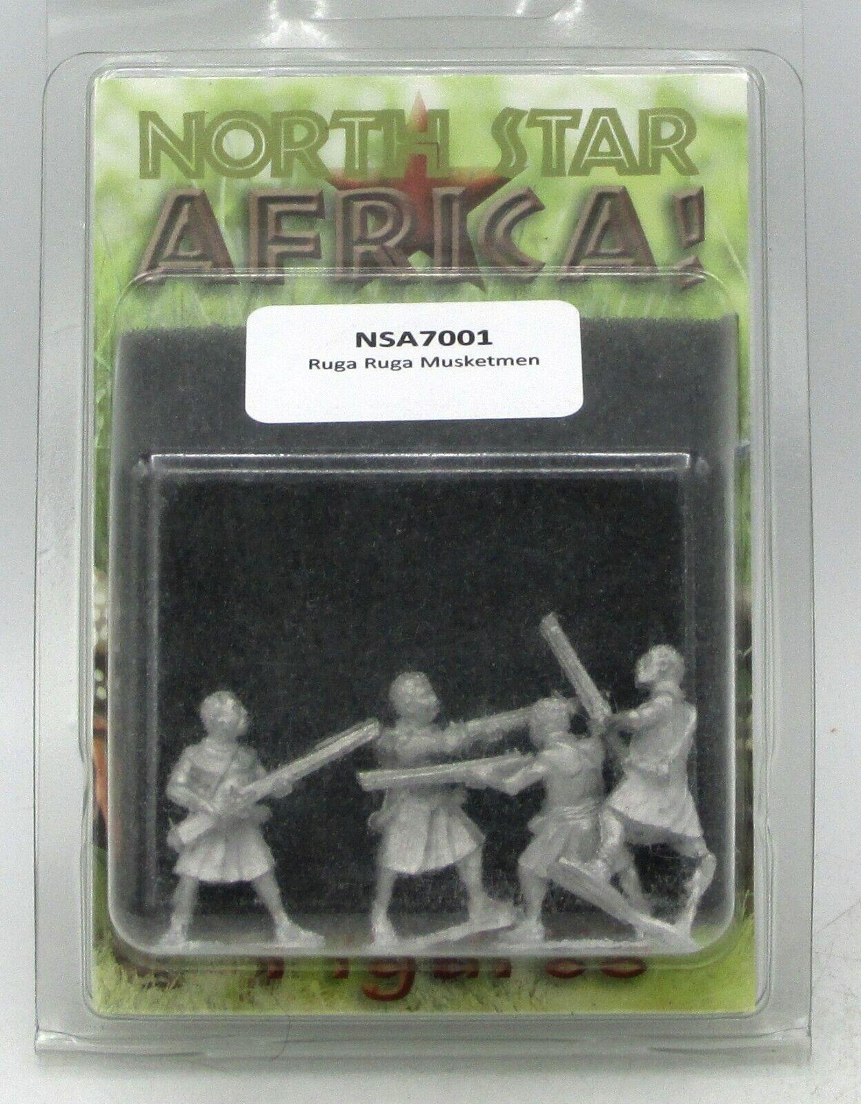 NSA7007-Ruga Ruga characters North Star Africa