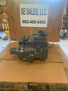 John Deere450DLC Hitachi EX450 Kawasaki K5V200 main hydraulic pump