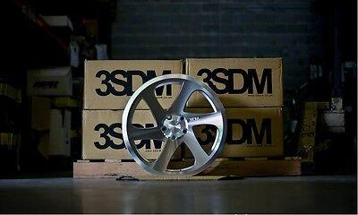 3SDM 0.06 5X112 5X100 5X120 18X8.5 18X9.5 AUDI VW DEEP CONCAVE WIDE ALLOY WHEELS