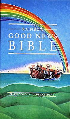 Bible: Good News Bible - Rainbow (Good News Bibles), , Acceptable Book