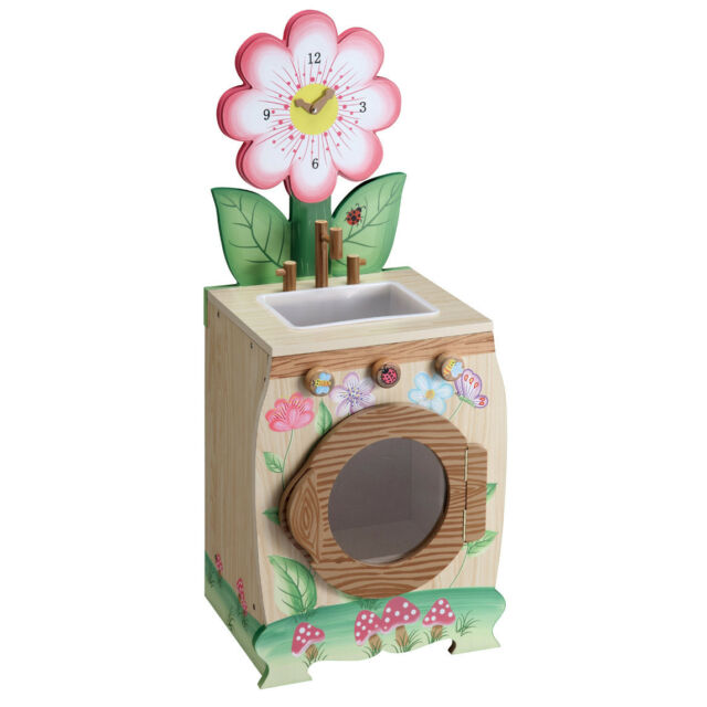 Enchanted Forest Washing Machine by Teamson