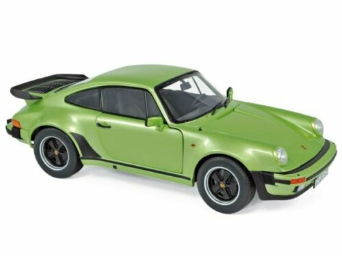 Norev 1:18 greenmetallic PORSCHE 911 Turbo 1978