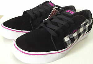 VANS-Womens-or-Unisex-Classic-Suede-Canvas-Shoes-US-Womens-5-9-5-10-11