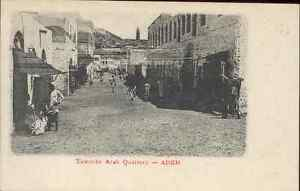 Yemen-ADEN-Tawache-Arab-Quarters-F3694
