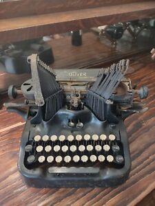 Oliver no. 9 Typewriter for parts