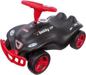 BIG-New-Bobby-Car-Fulda-mit-Rammschutz-Schwarz