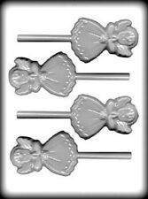 NEW Gifts Presents Christmas Lollipop Candy Mold from CK #4956
