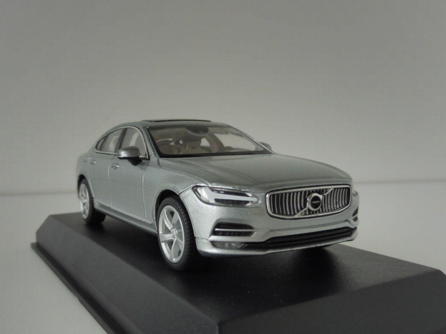 punto de venta Volvo S90 Sedán 2016 Electric plata 1 43 Norev 870061 870061 870061 S 90 Sedan Plata  calidad de primera clase