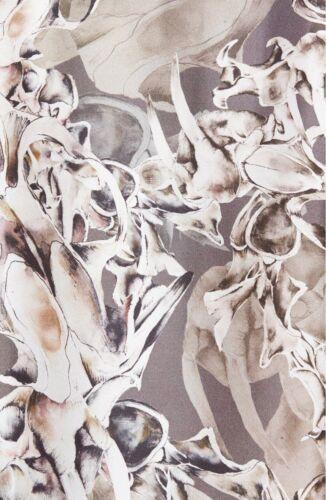 NWT  $298 Robert Graham Desert Bones Luxurious SILK LS  Shirt   2XL 3XL