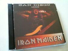 Iron Maiden Double CD San Diego Virtual XI Tour 1998