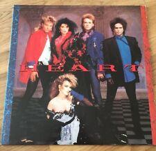 """Heart - Same 12"""" LP, Club Edition 1985 (Vinyl aus Sammlung)"""