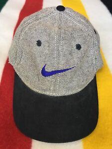 Vintage Nike Golf Snapback Strapback Hat 90s Swoosh Mens ADJUSTABLE ... 49e0e08046a