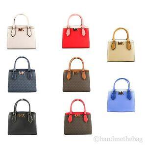 Michael-Kors-Mott-Medium-Messenger-Crossbody-Satchel-Handbag-Bag-Purse