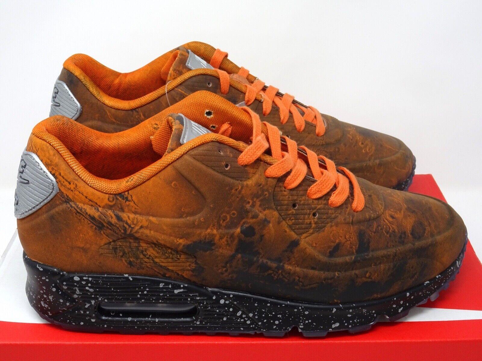 Nike Air Max 90 QS Mars Landing Mars Stone Magma orange UK 5 6 7 8 9 10 11 12 US
