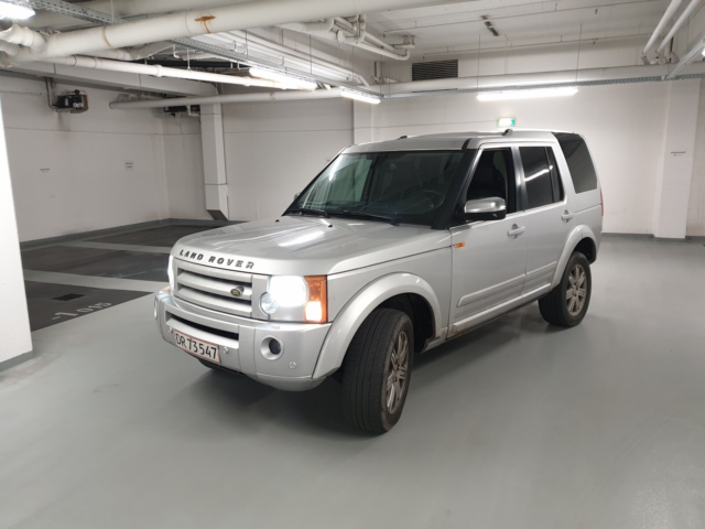 Land Rover Discovery 3, 2,7 D HSE aut. 7prs, Diesel, 4x4,…