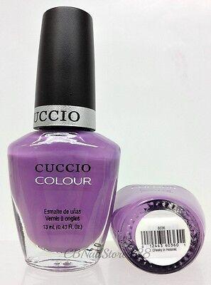 ON SALE--  CUCCIO Colour-  Nail Lacquer .43oz/13ml -Series 1 - Choose Any Shade