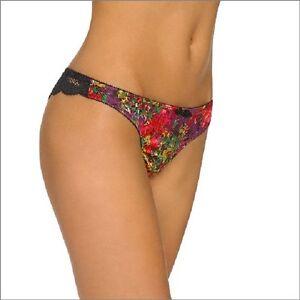 Panties-brazilian-sexy-printed-floral-and-lace-Primavera-brand-Lingadore