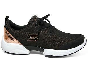 Skechers SKECH LAB Snazzy Spirit Damen Sneaker Black