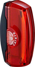 New CatEye Rapid X3 TL-LD720-R Red LED 100 lumens Rechargeable Taillight road