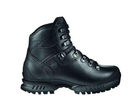 Tatra Men Leather Size 11-46 Black Hanwag Mountain Shoes