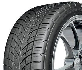 275 40 18 bfgoodrich g force comp 2 a s 99w bsw ultra high performance tire ebay. Black Bedroom Furniture Sets. Home Design Ideas