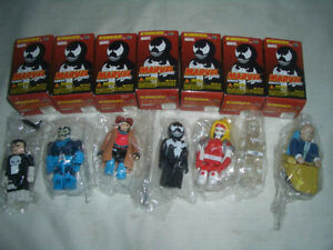 Medicom Marvel Superhero Kubrick Series 2 Set of 7