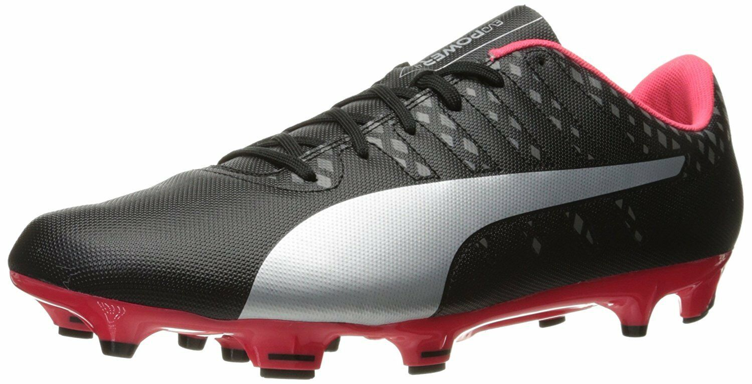 PUMA 10396302 Mens Evopower Vigor 4 FG Soccer shoes- Choose SZ color.