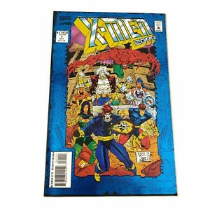 Marvel-X-MEN-2099-1-Foil-Cover-1993-Direct-Edition-1st-Appearance-of-Skullfire