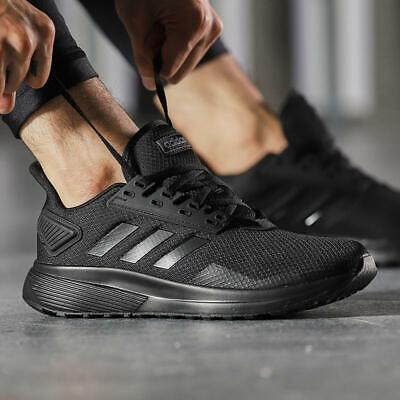 adidas duramo 9 shoes black