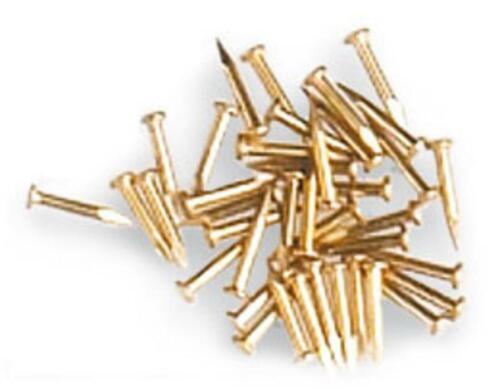 5 mm Messing Neu Nägel 300 Stück Artesania 908601