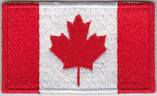 Canada Country Flag Embroidered Patch T4