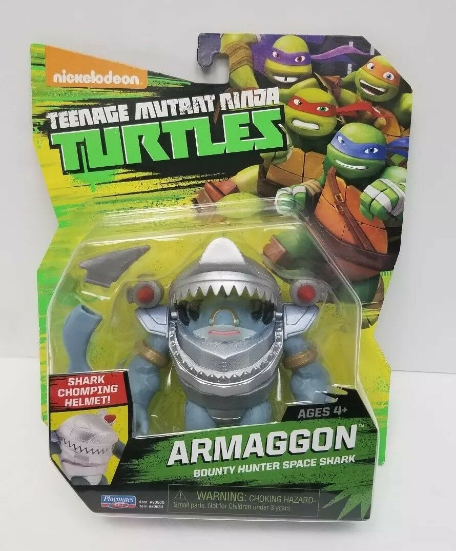 2016 neue tmnt teenage mutant ninja turtles armaggon action - figur