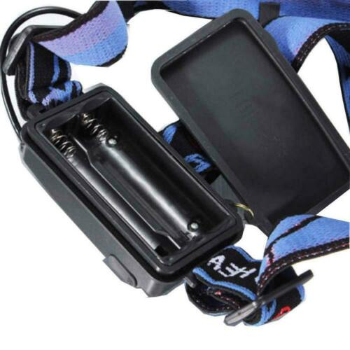12000LM Zoomable T6 LED Rechargeable Headlamp Torch Headlight 3-Modes BE