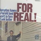For Real! by Hampton Hawes (CD, Jul-1995, Contemporary/OJC)