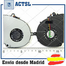 VENTILADOR Ventilateur CPU FAN Packard Bell Easynote TS44 HR P5WS0 Séries