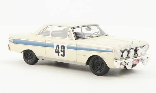 Ford Falcon Futura Ljungfeld-Sager  Rally Monte Carlo    1964 (Neo 1 43 45670) a2840b
