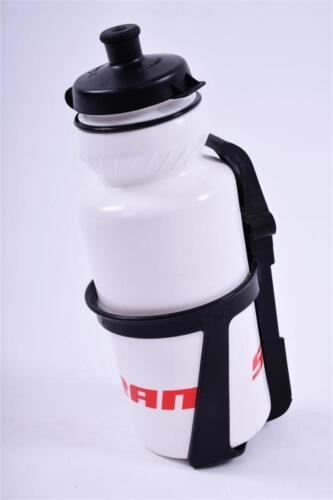 SRAM MTB//Bicicletta Acqua Bevande Bottiglia 600ml completo di ZEFAL Bottle Cage Holder