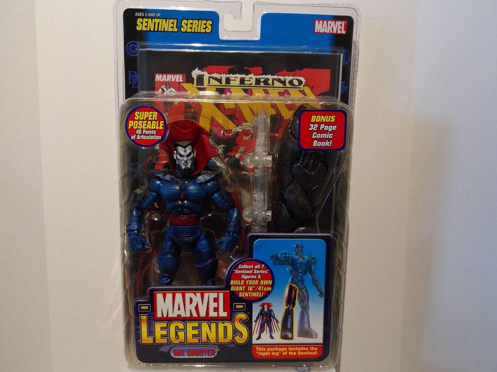 Marvel - legenden - herr finstere sentinel stck