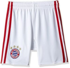 Details zu adidas FC Bayern München Short Y Kinder Größe 176 Climacool® Hose kurz