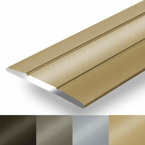 Alu Übergangsprofil C-Form selbstklebende Leiste Abdeckleiste für Fugen 4 Farben