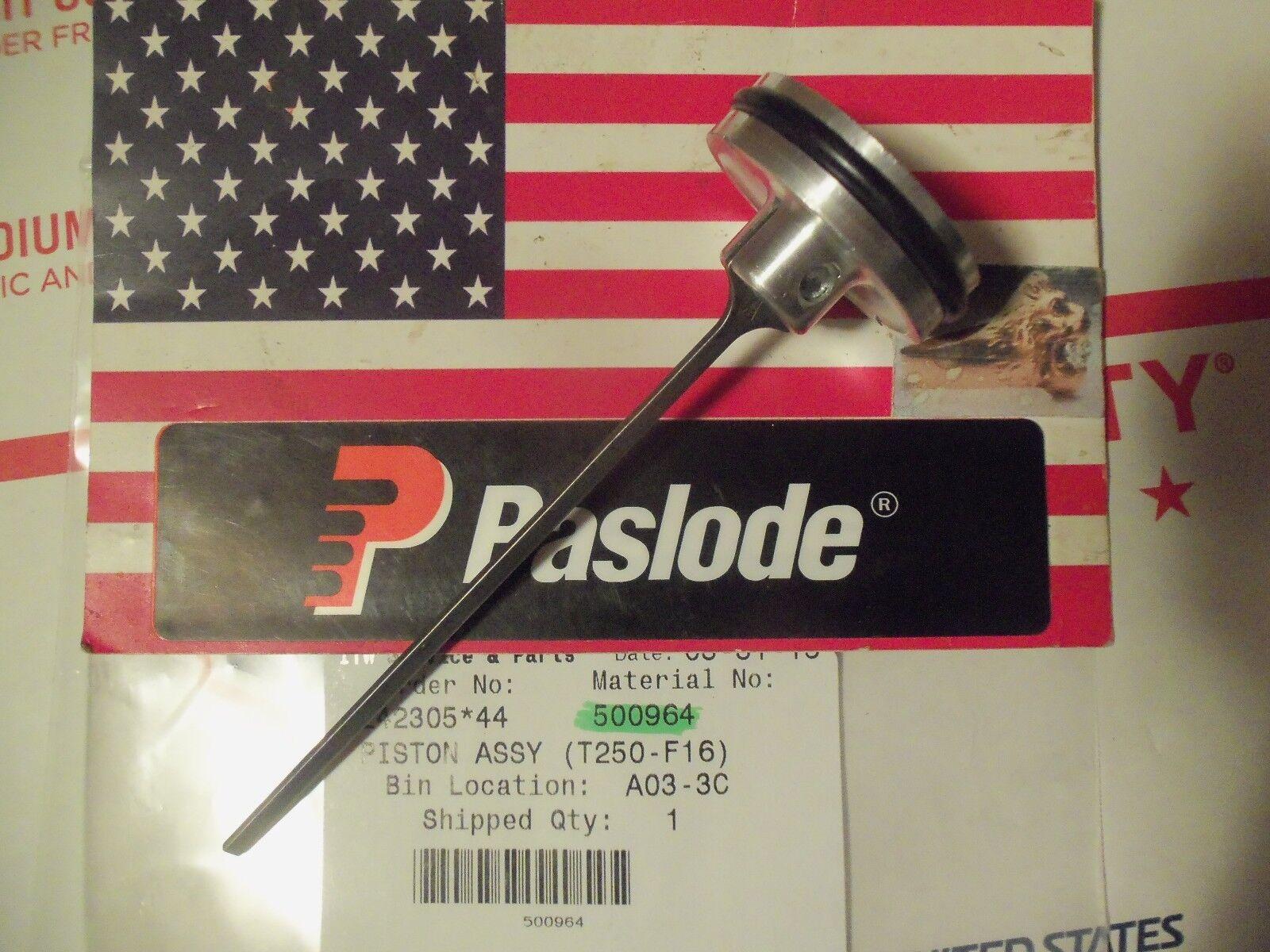 500964 liondiamondtools NEW Paslode Part # 500964  PISTON ASSY (T250-F16)