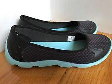 Crocs shoes flats black  Size 6M Excellent Condition