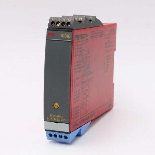 Pr Electronics repetidor 5104b//Power Supply