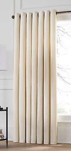 Image Is Loading Valeron Stradivari 63 034 Grommet Room Darkening Curtain