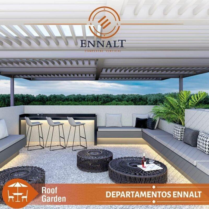 PREVENTA Depa ENNALT Campestre Vertical  modeloHELIOS