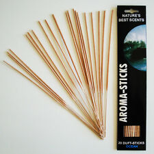 Incensi Ocean/mare/Aroma Sticks Nature 's Best Scents