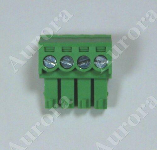 Crestron Adagio AES 4 types Complete Set of Connectors 22 Phoenix Plugs