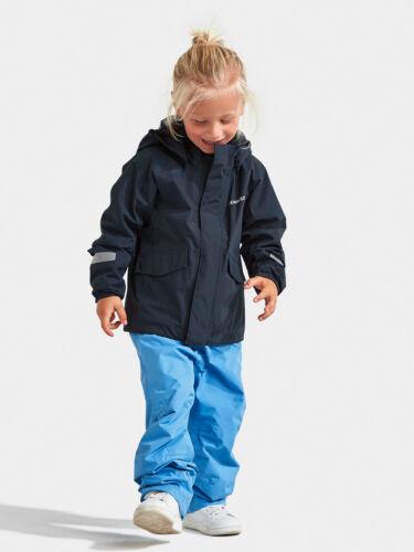 Didriksons Mädchen Funktionsjacke Adventurejacke GLÄNTAN KIDS JKT dunkelblau