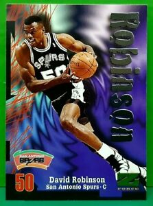 David Robinson regular card 1997-98 Skybox Z-Force #50